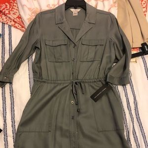 French Connection Utility Dress